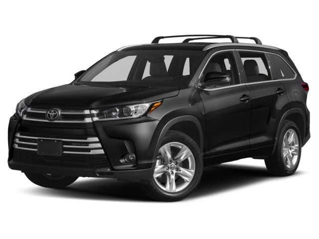 New 2018 Toyota Highlander Limited V6 SUV Winston Salem, North Carolina