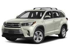 New 2018 Toyota Highlander Limited Platinum V6 SUV in Oxford, MS