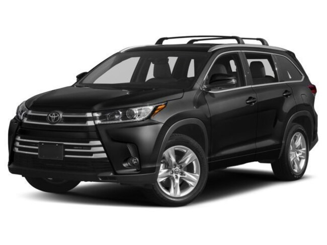 New 2018 Toyota Highlander Limited Platinum V6 SUV San Antonio