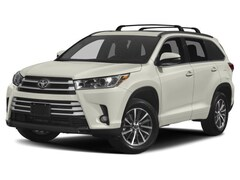 New 2018 Toyota Highlander XLE V6 SUV for sale in Temple TX