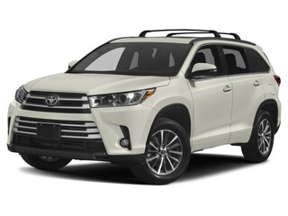 2018 Toyota Highlander XLE SUV For Sale in Marion, OH