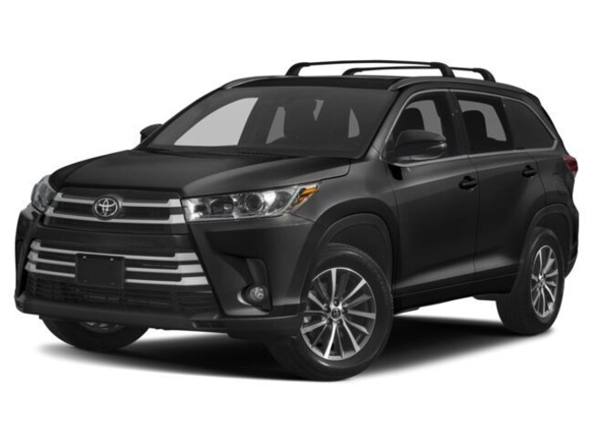 New 2018 Toyota Highlander XLE V6 SUV in Avondale, AZ