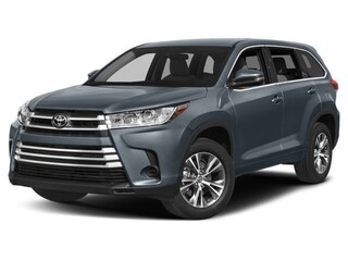 New 2018 Toyota Highlander LE V6 SUV 1811130 Boston, MA