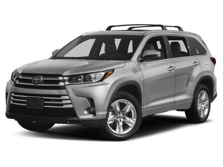 New 2018 Toyota Highlander Limited V6 SUV in Erie PA