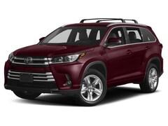 2018 Toyota Highlander Limited V6 w/ 2nd Row Bench Seat SUV