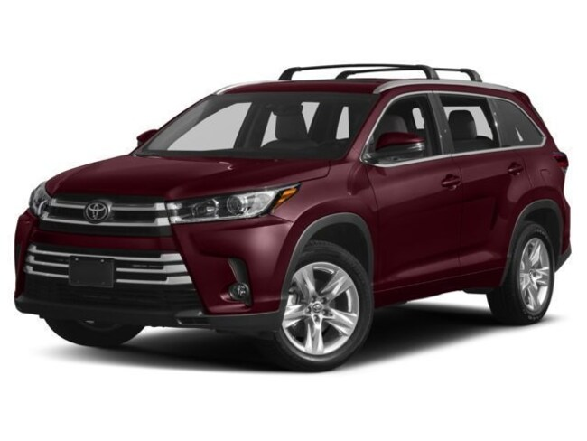 new 2018 Toyota Highlander Limited V6 SUV in Nashville, TN