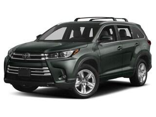 New 2018 Toyota Highlander Limited V6 SUV Missoula, MT