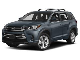 New 2018 Toyota Highlander Limited V6 SUV Redding, CA