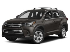 2018 Toyota Highlander Limited Platinum SUV