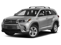 New 2018 Toyota Highlander Limited Platinum V6 SUV 5TDDZRFH7JS803928 for sale in Riverhead, NY