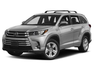 New 2018 Toyota Highlander Limited Platinum SUV in Maumee