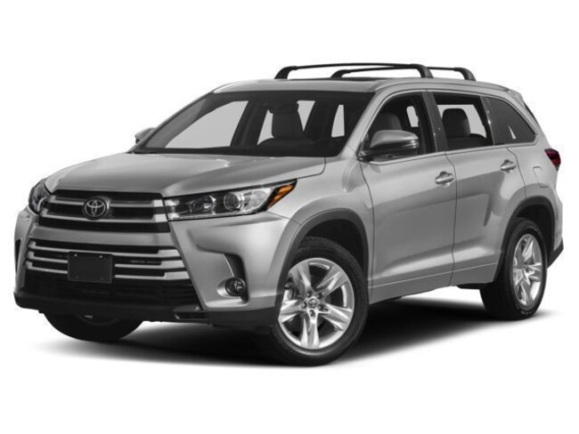 New 2018 Toyota Highlander Limited Platinum V6 All-wheel Drive For Sale/Lease Streamwood, IL