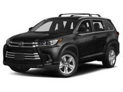 New 2018 Toyota Highlander Limited Platinum V6 SUV in Chicago IL