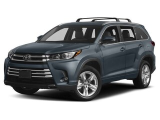 New 2018 Toyota Highlander Limited Platinum V6 SUV serving Baltimore