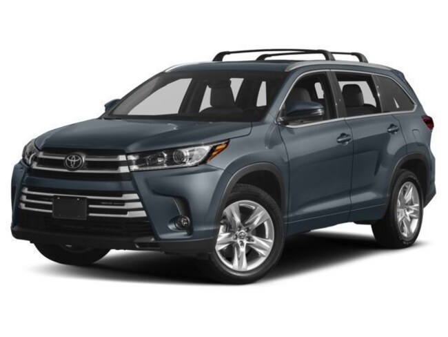 New 2018 Toyota Highlander Limited Platinum V6 SUV Cockeysville