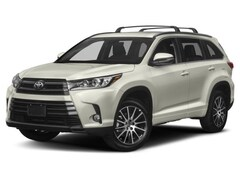 New 2018 Toyota Highlander SE V6 SUV for sale in East Providence at Grieco Toyota