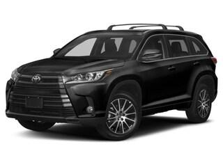 2018 Toyota Highlander SE SUV For Sale in Marion, OH