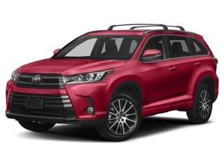 New 2018 Toyota Highlander SE V6 SUV Missoula, MT