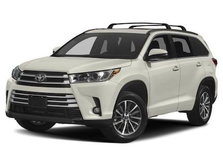 2018 Toyota Highlander XLE XLE V6 AWD