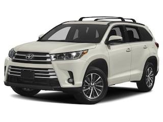 New 2018 Toyota Highlander XLE V6 SUV Billings, MT