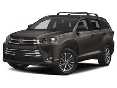 New 2018 Toyota Highlander XLE V6 SUV Quincy, IL