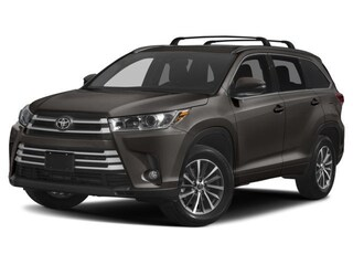 New 2018 Toyota Highlander XLE V6 SUV 1864128 Boston, MA