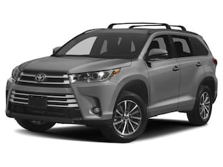 New 2018 Toyota Highlander XLE V6 SUV in Easton, MD