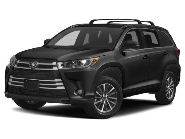 2018 Toyota Highlander XLE V6 AWD SUV