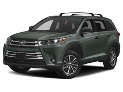 New 2018 Toyota Highlander XLE V6 SUV Springfield, OR