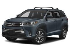 New 2018 Toyota Highlander XLE V6 SUV Springfield, OR
