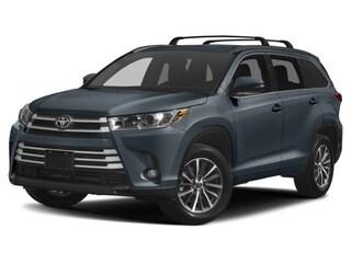 New 2018 Toyota Highlander XLE V6 SUV in Easton, MD