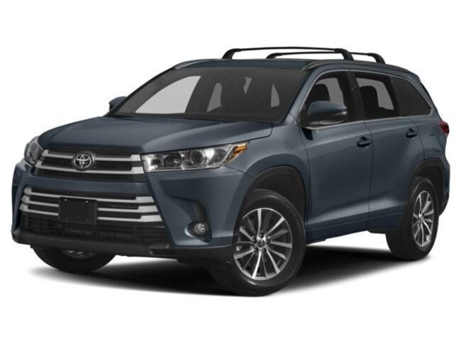 New 2017 2018 Toyota Highlander XLE AWD XLE  SUV near Phoenix