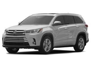 New 2018 Toyota Highlander Hybrid Limited V6 SUV Missoula, MT