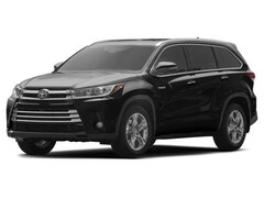 New 2018 Toyota Highlander Hybrid Limited V6 SUV in Easton, MD