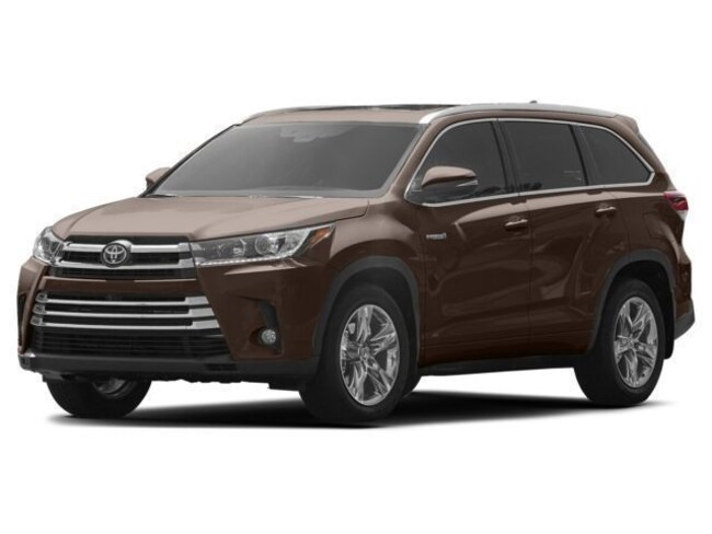 New 2018 Toyota Highlander Hybrid Limited V6 SUV in Vienna, VA