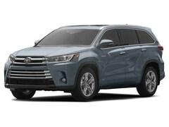 New 2018 Toyota Highlander Hybrid Limited V6 SUV Hanover PA
