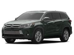 New 2018 Toyota Highlander Hybrid Limited V6 SUV for sale in Charlottesville