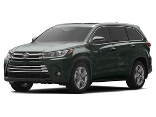 New 2018 Toyota Highlander Hybrid Limited V6 SUV serving Baltimore