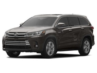 New 2018 Toyota Highlander Hybrid Limited Platinum V6 SUV