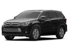 2018 Toyota Highlander Hybrid Hybrid Limited Platinum V6 AWD SUV