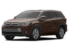 New 2018 Toyota Highlander Hybrid Limited Platinum V6 SUV for sale in Charlottesville