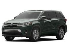 2018 Toyota Highlander Hybrid Limited Platinum V6 All-wheel Drive