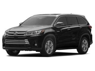 2018 Toyota Highlander Hybrid XLE AWD SUV