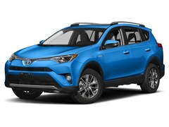 New 2018 Toyota RAV4 Hybrid XLE SUV Boston, MA