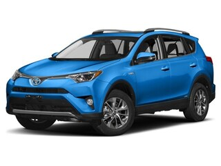 New 2018 Toyota RAV4 Hybrid XLE SUV for sale in Southfield, MI at Page Toyota