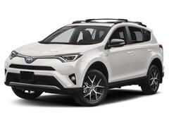 New 2018 Toyota RAV4 Hybrid Hybrid SE (Hybrid SE AWD (Natl)) SUV serving Tampa