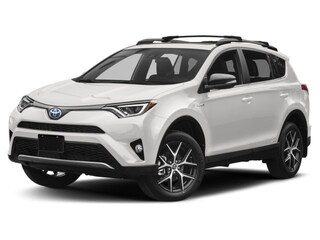 New 2018 Toyota RAV4 Hybrid SE SUV in Easton, MD