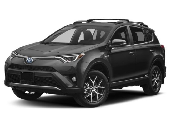 2018 Toyota RAV4 Hybrid SE 4D Sport Utility For Sale in Redwood City, CA