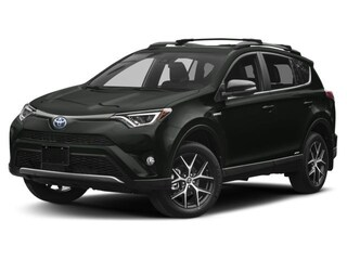 New 2018 Toyota RAV4 Hybrid SE SUV for sale Philadelphia