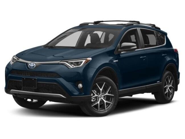 New 2018 Toyota RAV4 Hybrid SE SUV Haverhill, Massachusetts